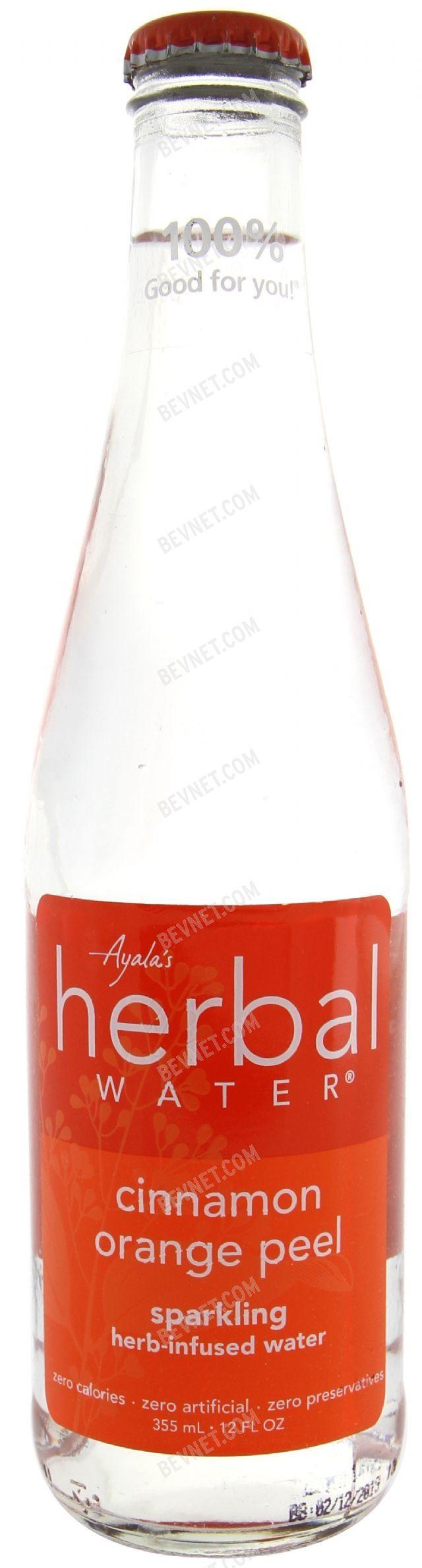 Ayala's Herbal Water: