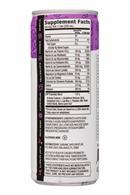 B4: SunshineSupplements-8oz-B4-VitaminSupplement-Grape-Facts