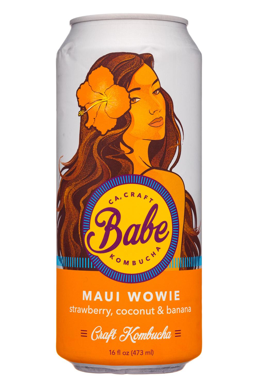 Maui Wowie - Strawberry, Coconut & Banana