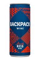 Backpack Wine: Backpack-250ml-RowdyRedWine