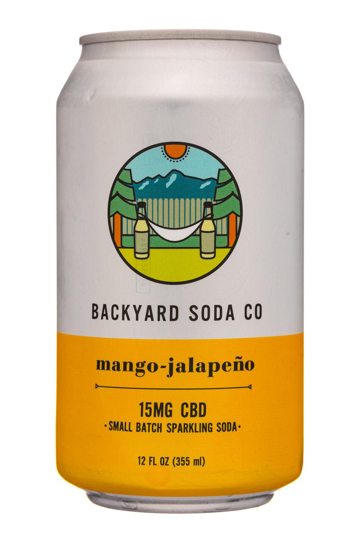 Mango - Jalapeño CBD 15mg