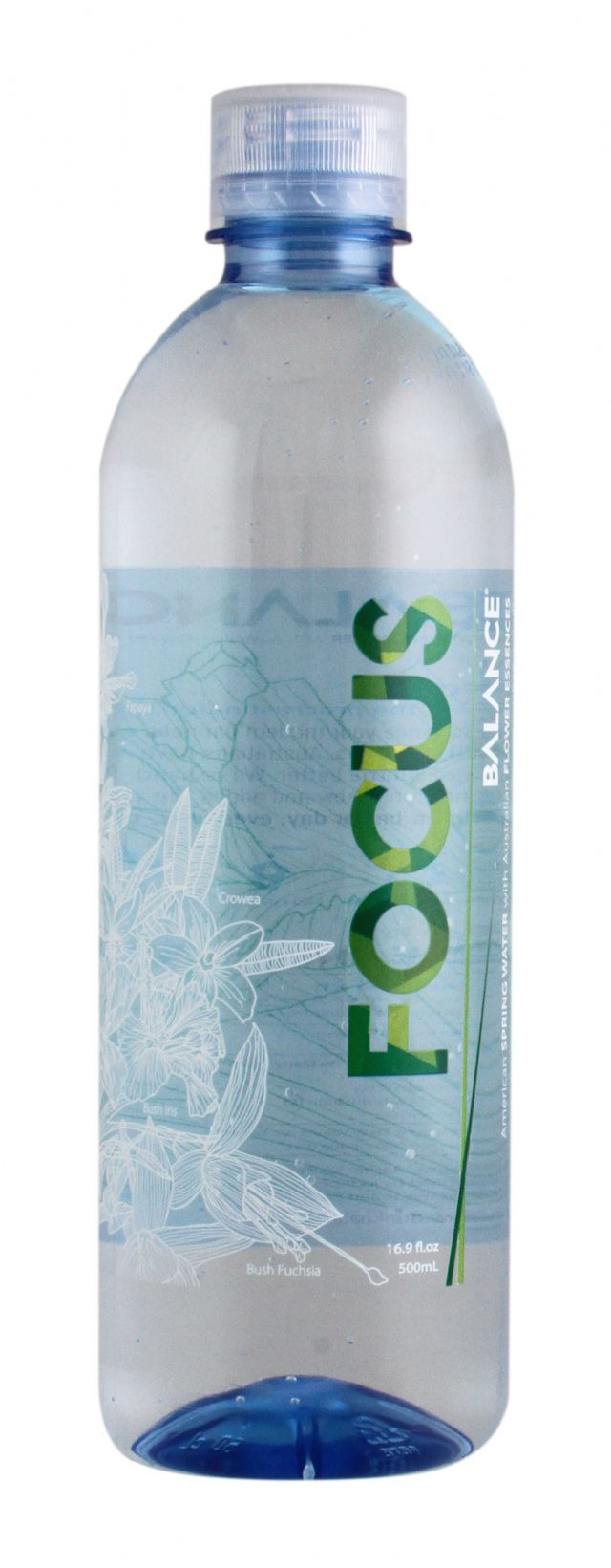 Balance Water: Balance Focus Front SM