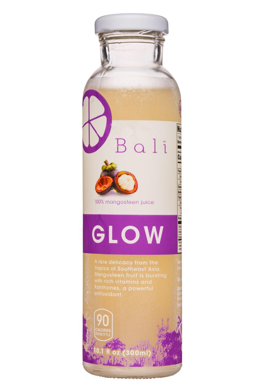 Bali Juice: Bali-10oz-Glow-Front