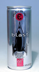 Bally Blast Energy Drink
