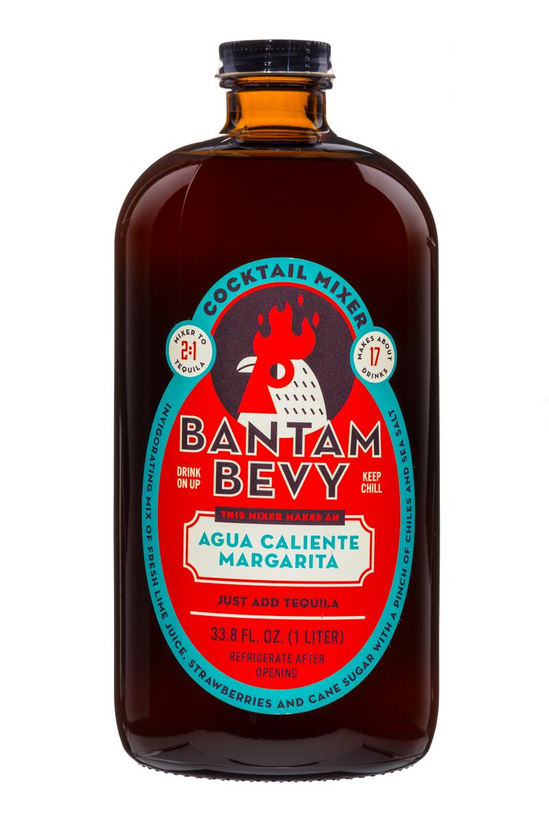 Bantam Bevy: BantamBevy-34oz-Mixer-AguaCalienteMargarita-Front