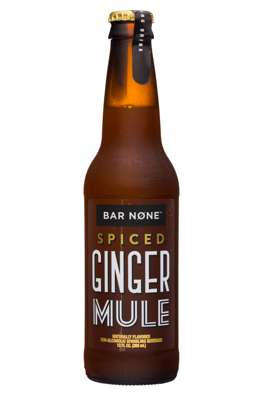 Spiced Ginger Mule