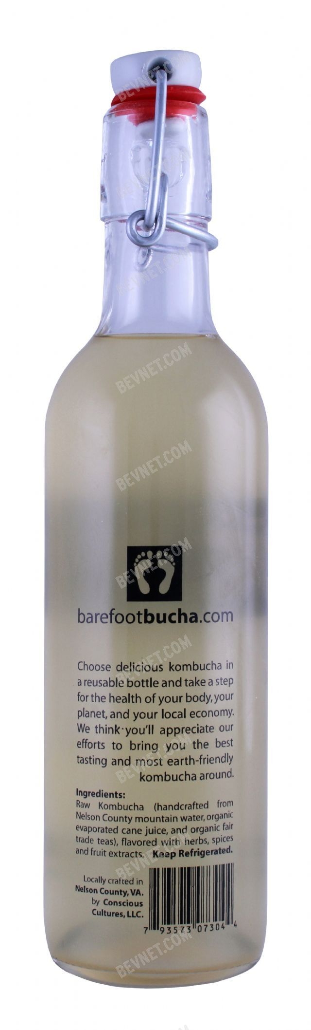 Barefoot Bucha: