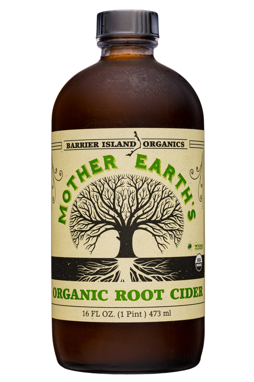 Mother Earth's Organic Root Cider