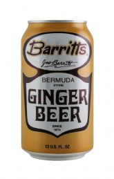 Barritts Ginger Beer - 12oz Can