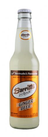 Barritts Ginger Beer - 12oz Glass