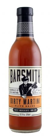 Barsmith Dirty Martini