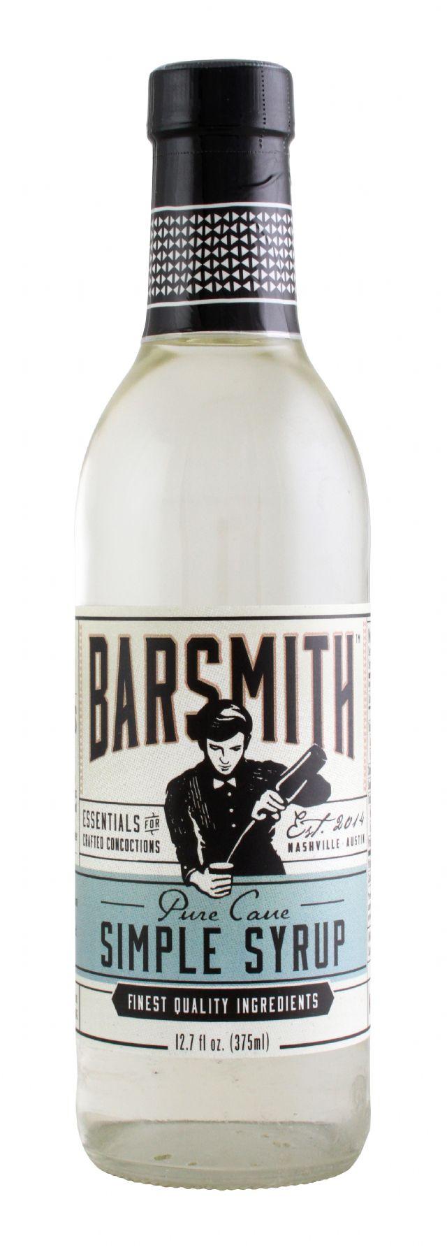 Barsmith: BarSmith SimpleSyrup Front