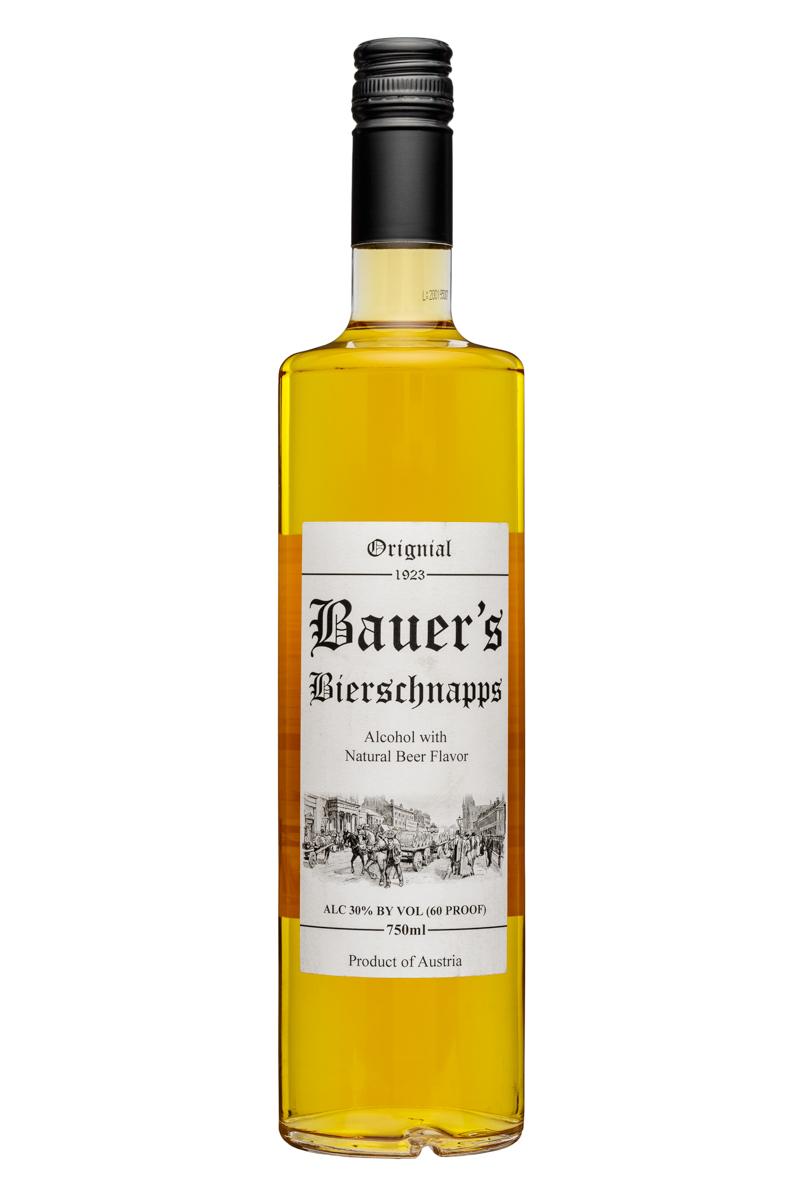 Bauer's : Bauers-Bierschnapps