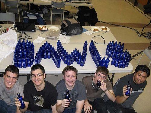 BAWLS Guarana: BAWLS Fans in Canada