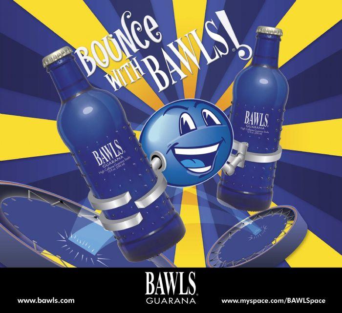 BAWLS Guarana: BAWLS Guarana Ad