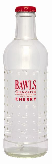 BAWLS Guarana: Coming this fall - BAWLS Cherry 10 oz Bottle!