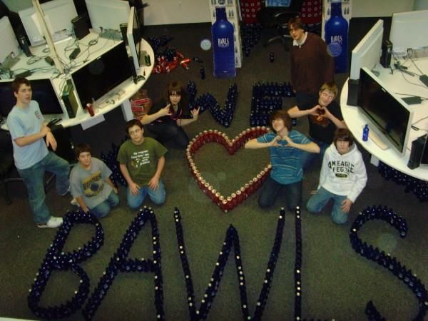 BAWLS Guarana: Gamers show off their BAWLS collection!