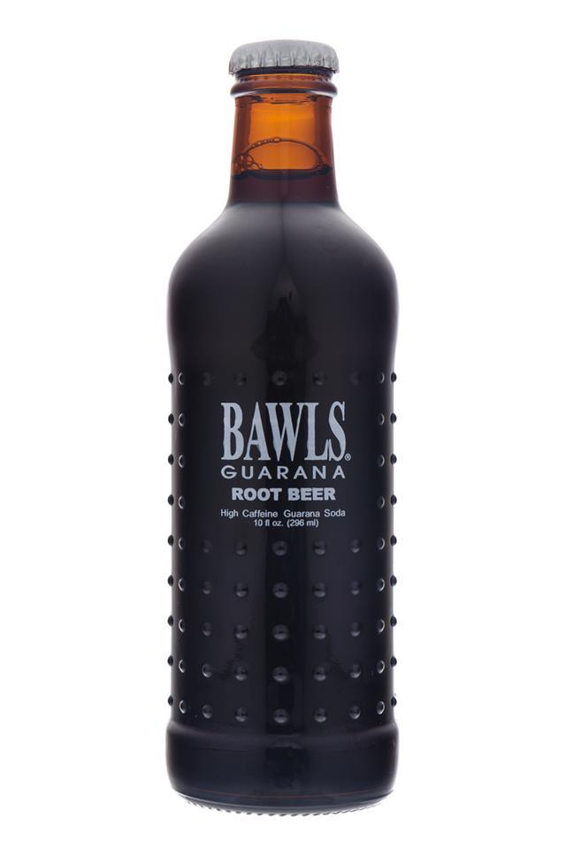 BAWLS Guarana: Bawls-RootBeer