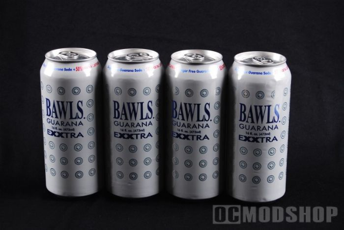 BAWLS Guarana: All-New BAWLS Guarana EXXTRA
