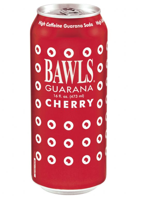 BAWLS Guarana: