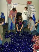 BAWLS Guarana: Gamers with their BAWLS bottle and can collection!