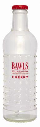 BAWLS Guarana: Coming this fall - BAWLS Cherry 10 oz Bottle!
