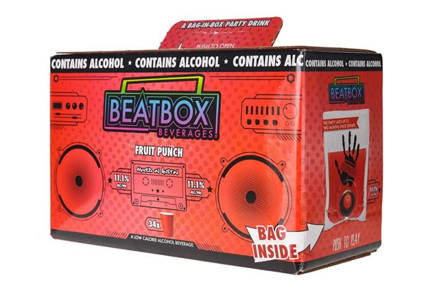 Beatbox beverages: BeatboxBevs-FruitPunch