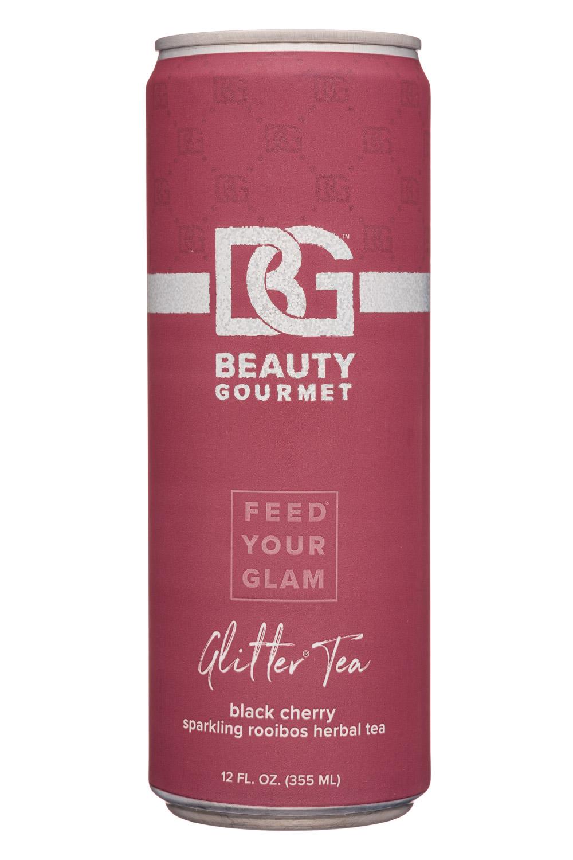 Black Cherry Sparkling Rooibos Herbal Tea