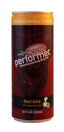 Beet Performer: BeetPerformer Passion Front