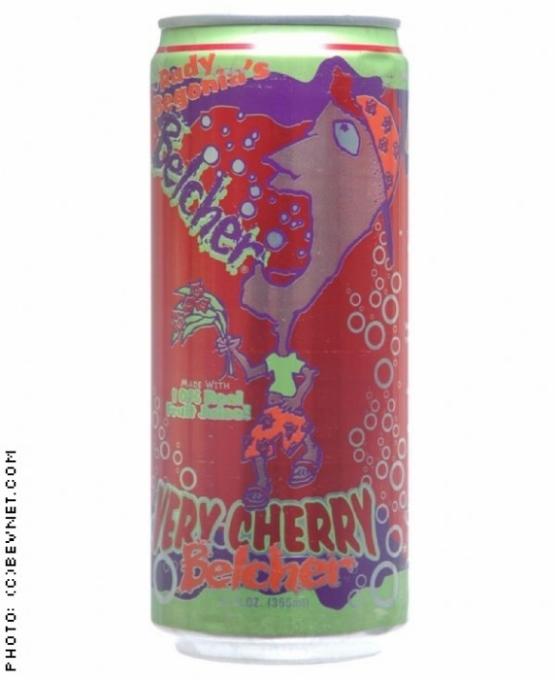 Rudy Begonia's Belcher: belcher-verycherry.jpg