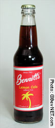 Bennett's Lemon Cola