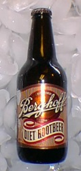 Berghoff Root Diet Beer