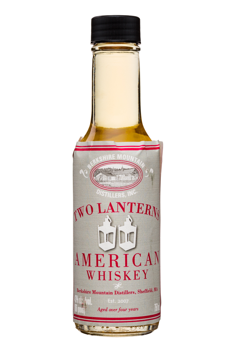Two Lanterns American Whiskey 86 proof