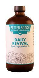 Better Booch Premium Kombucha Tea: BetterBooch DailyRevival Front