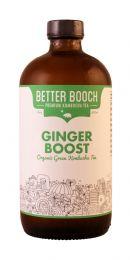 Better Booch Premium Kombucha Tea: BetterBooch Ginger Front