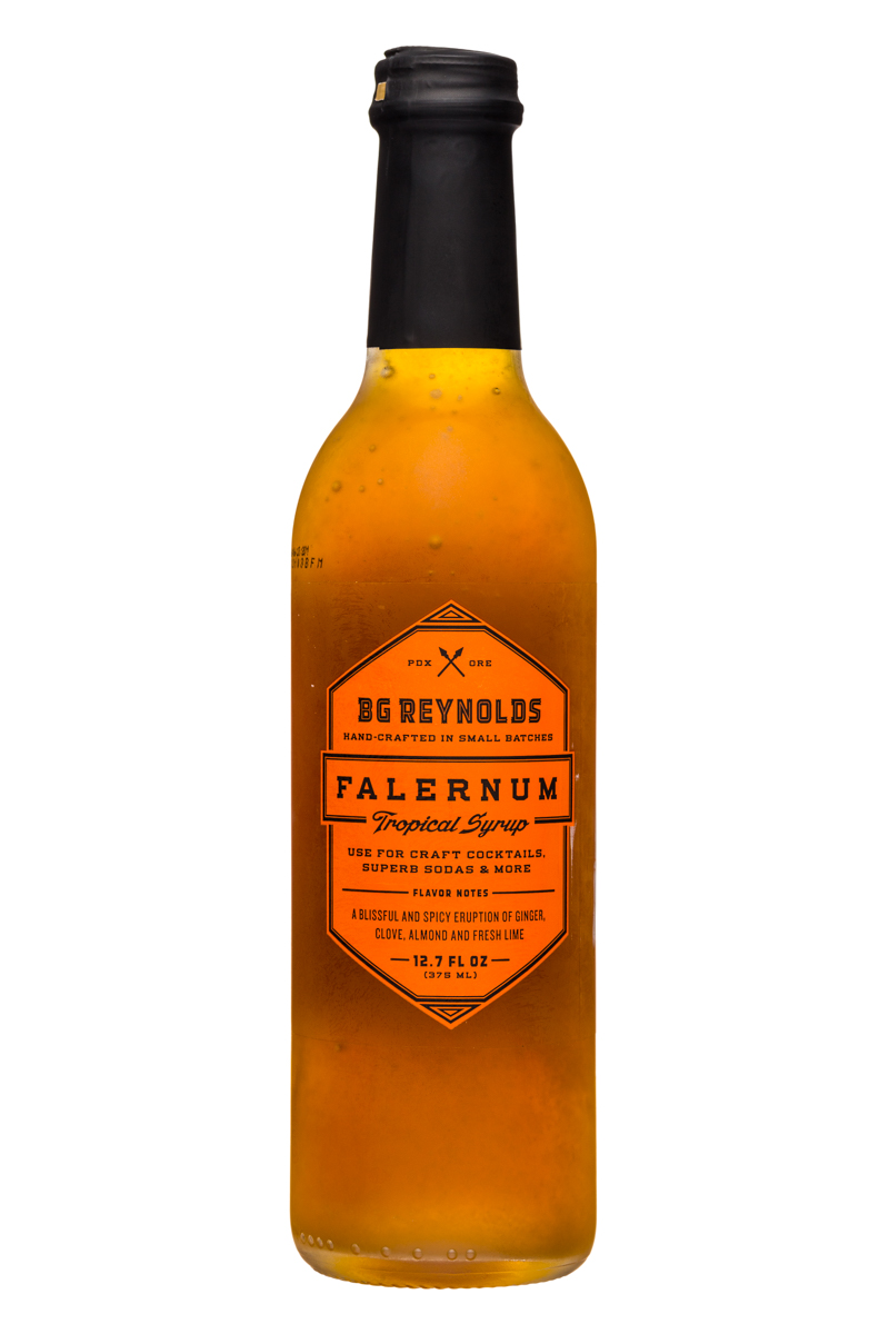 Falernum Tropical Syrup