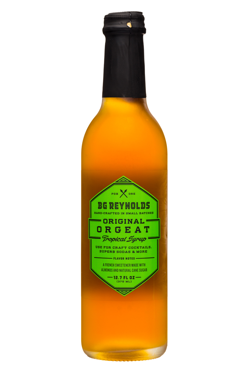 Original Orgeat Tropical Syrup