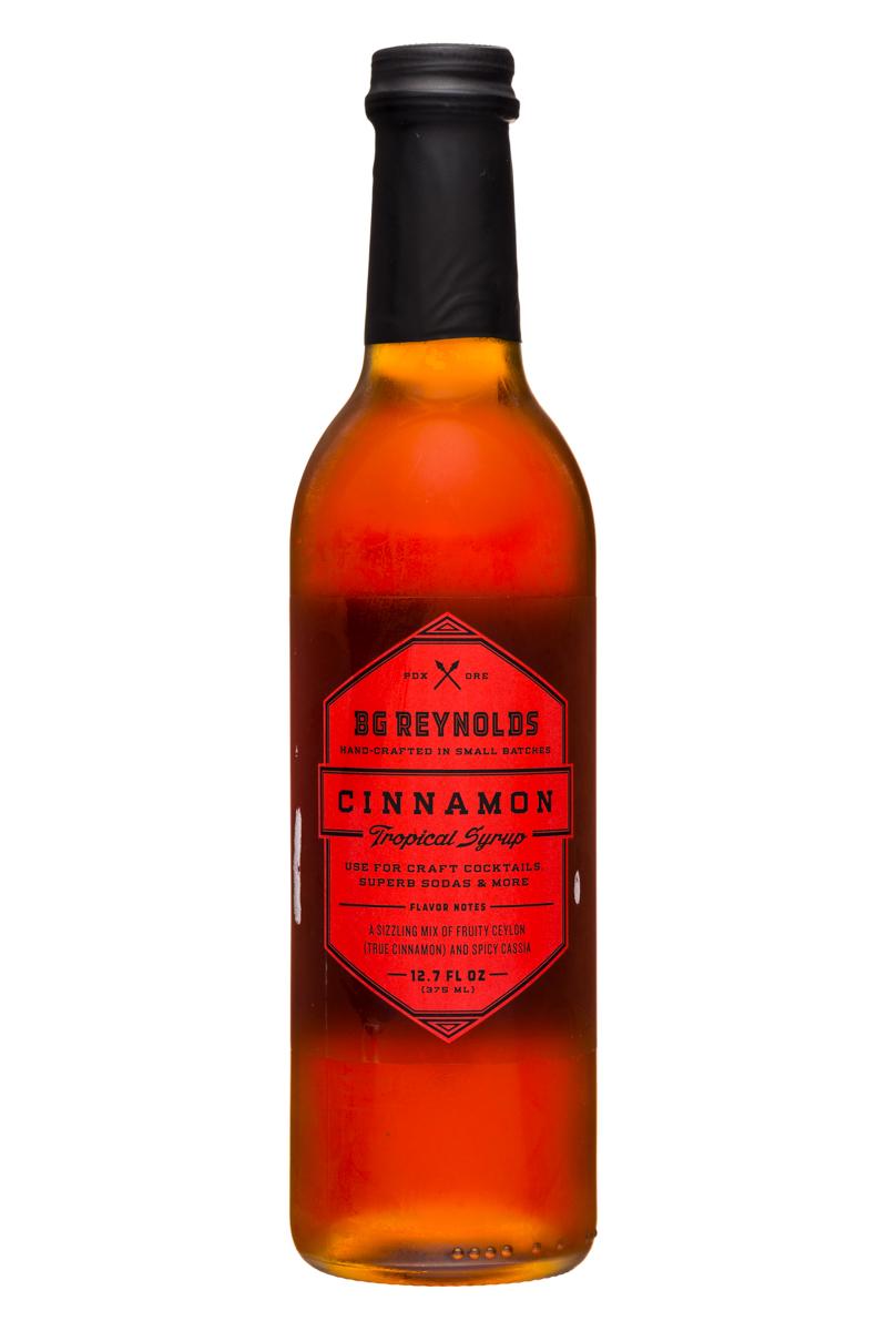 Cinnamon Tropical Syrup