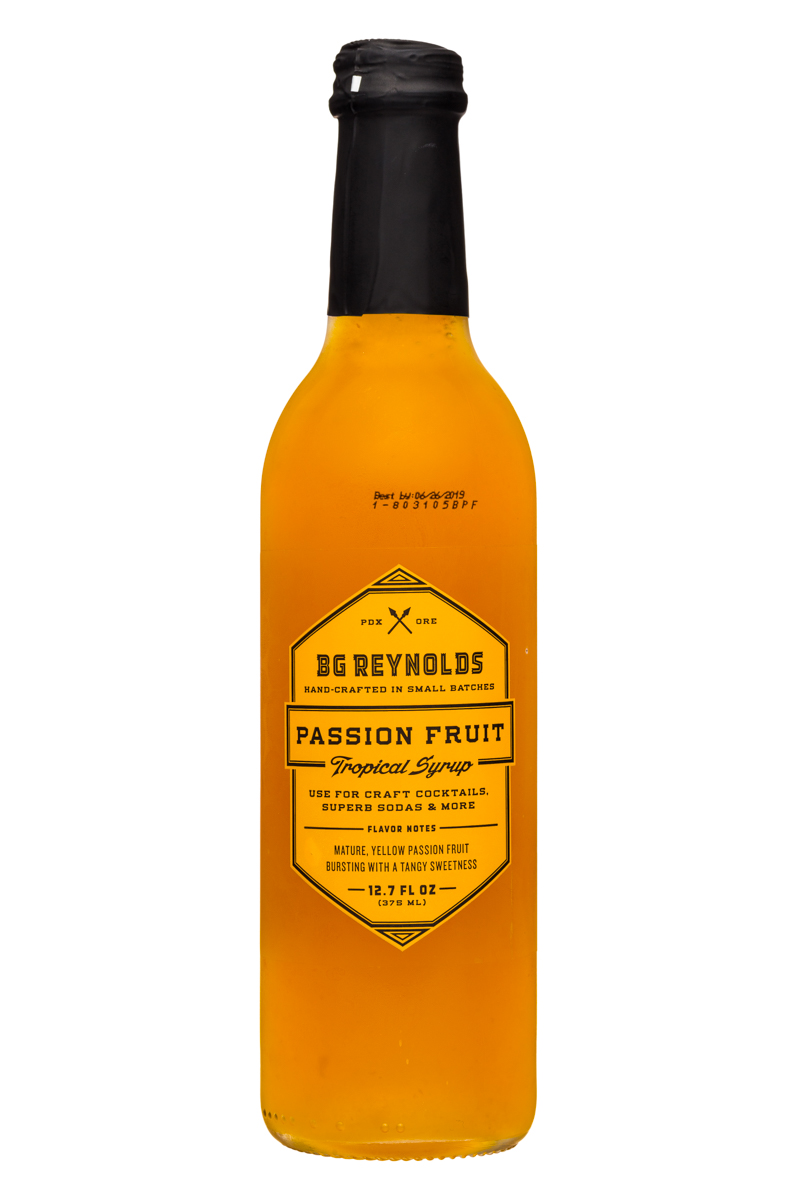 Passion Fruit Tropical Syrup
