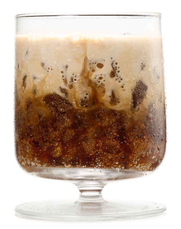 BibiCaffè Sparkling Espresso Drink: Bibi con Crema - Taste the creamy goodness
