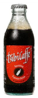 BibiCaffè Sparkling Espresso Drink: Bottle shot