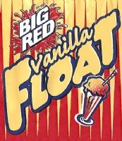 Big Red Vanilla Float