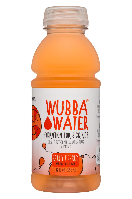 Wubba Water: Reddy Freddy