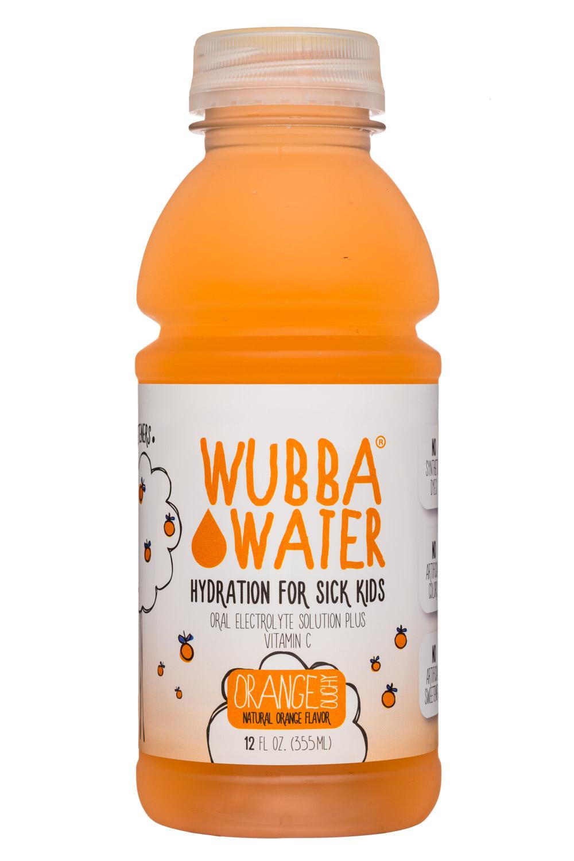 Wubba Water: Orange Ouchy
