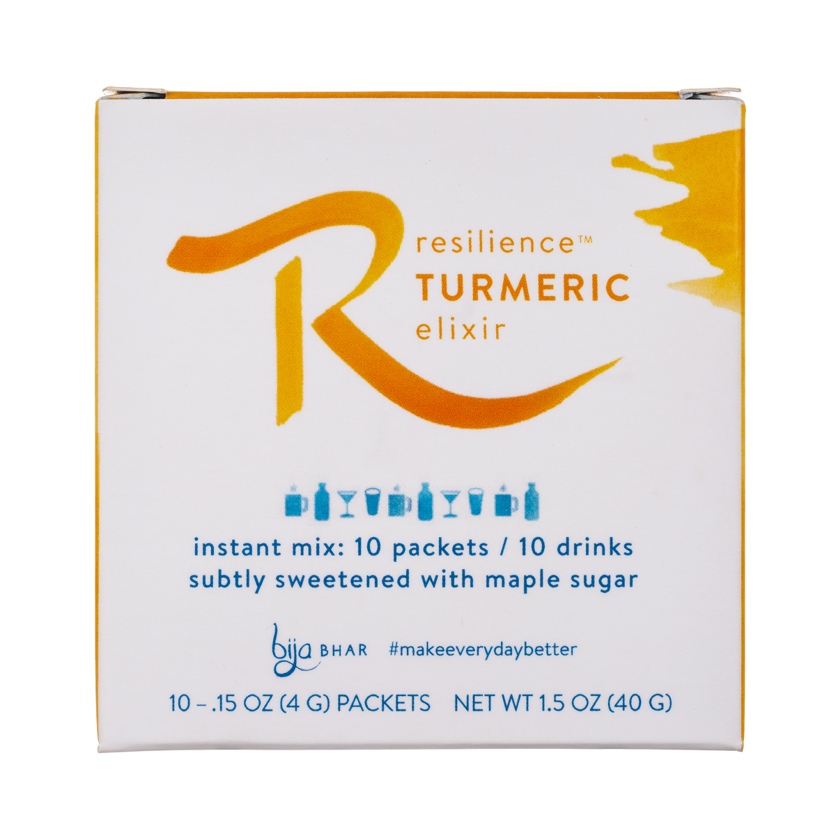 Resilience Turmeric Elixer (10 Packets)