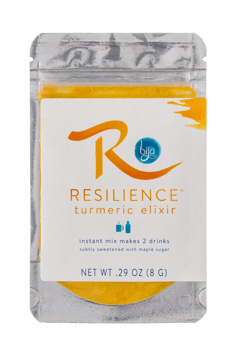 Bija Bhar: BijaBhar-InstantMix-Resilience-TurmericElixer-Front