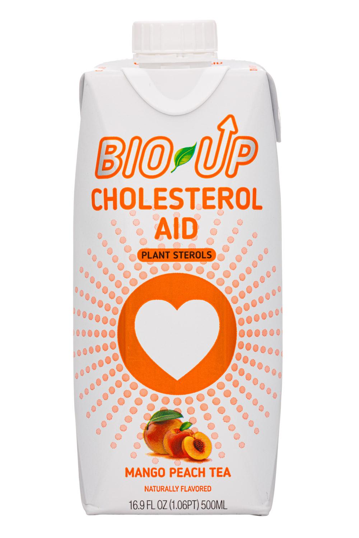 Cholesterol Aid - Mango Peach Tea