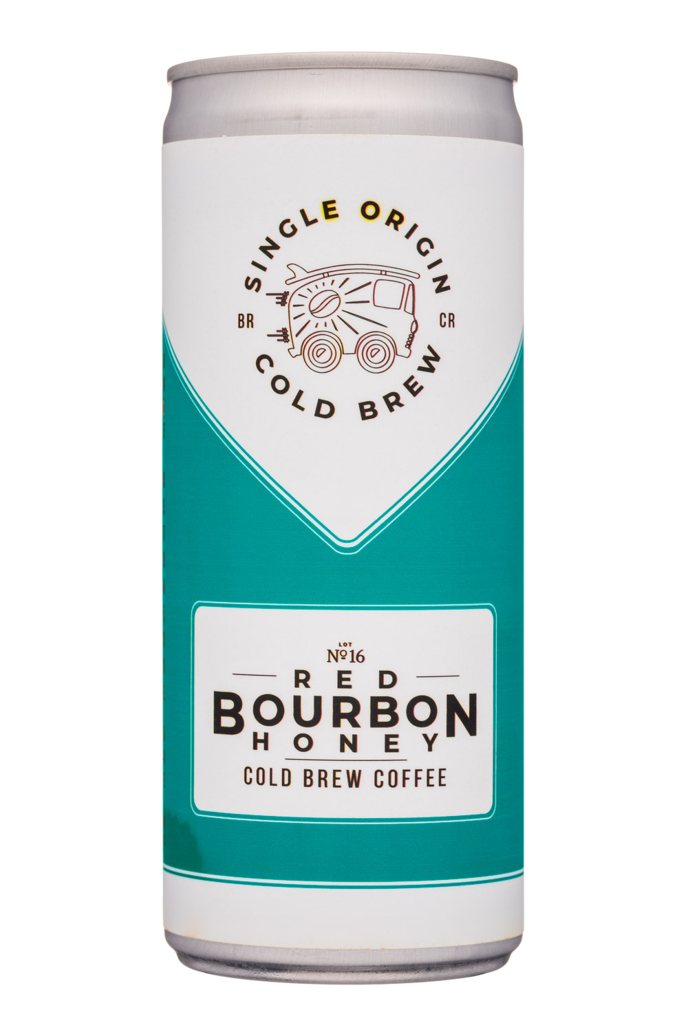 Single Origin Cold Brew: Red Bourbon Honey