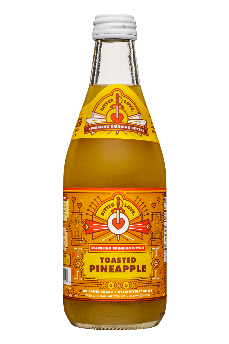Toasted Pineapple