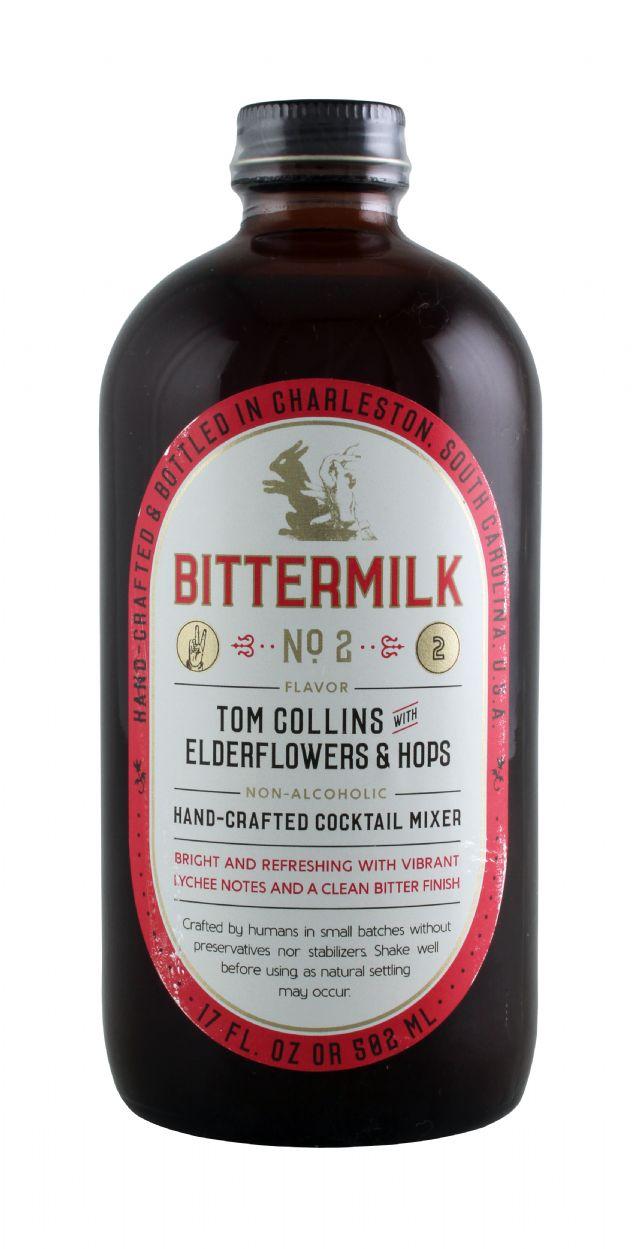 Bittermilk: Bittermilk TomElder Front